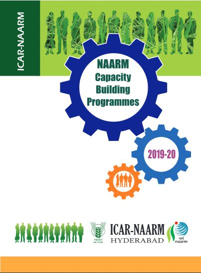 Naarm   NAARM,Hyderabad,Capacity building, Agribusiness, Agriculture