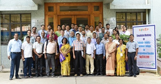 Academia-Industry-Government Linkages: A Consultative Workshop concludes at ICAR-NAARM